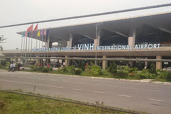 Sân bay thành phố Vinh