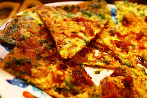 Bánh tráng nướng – Pizza Đà Lạt