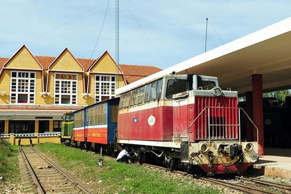 Nhà ga xe lửa Đà Lạt