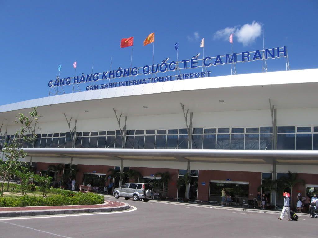 sân bay Cam Ranh, Nha Trang