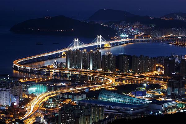 Vé máy bay khuyến mãi khám phá Busan