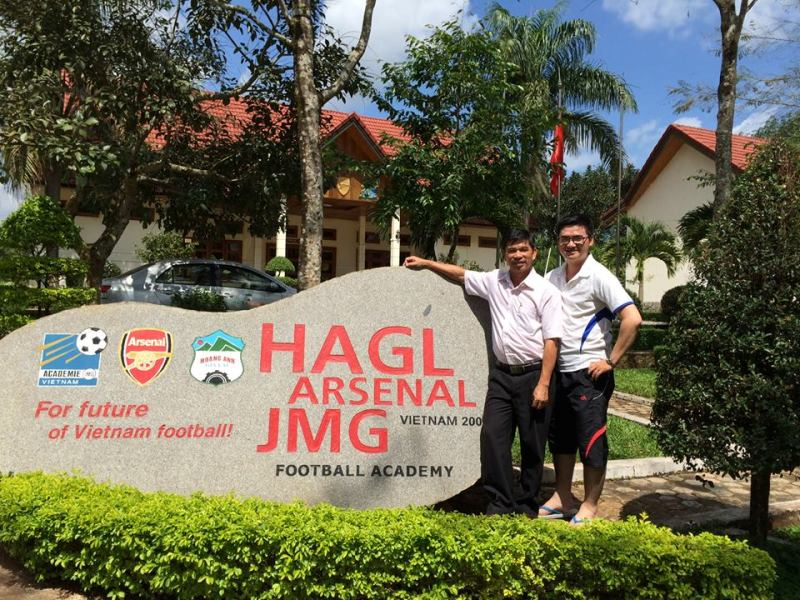 Học viện bóng đá Hoàng Anh Gia Lai