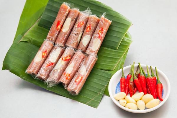 Nem chua - đặc sản Thanh Hóa