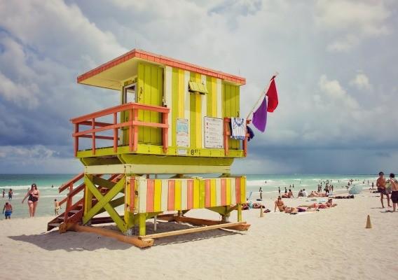 Bờ biển Miami