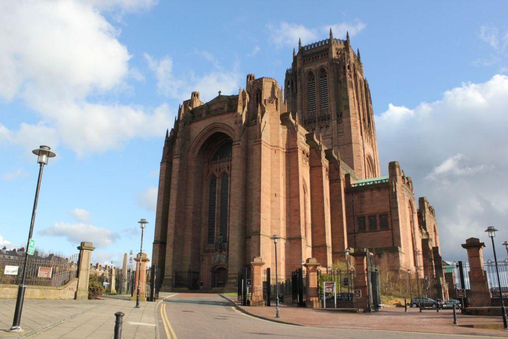 Nhà thờ Liverpool