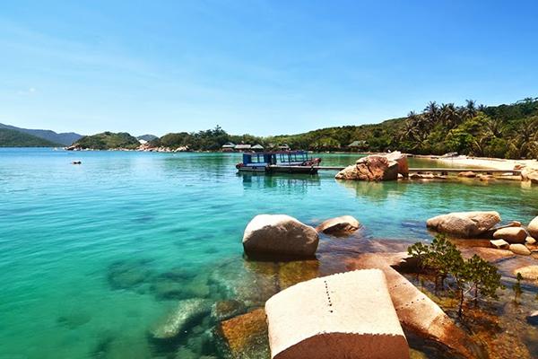 Vẻ đẹp hoang sơ của Vịnh Vân Phong
