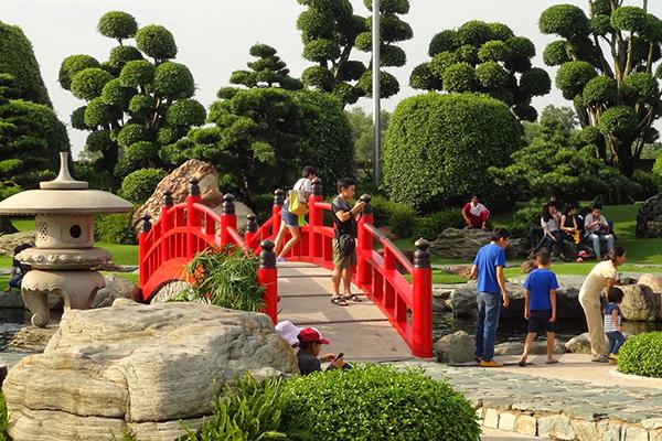 Công viên đá Nhật RinRin Park