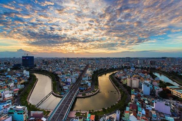 Vé máy bay khuyến mãi đi Sài Gòn