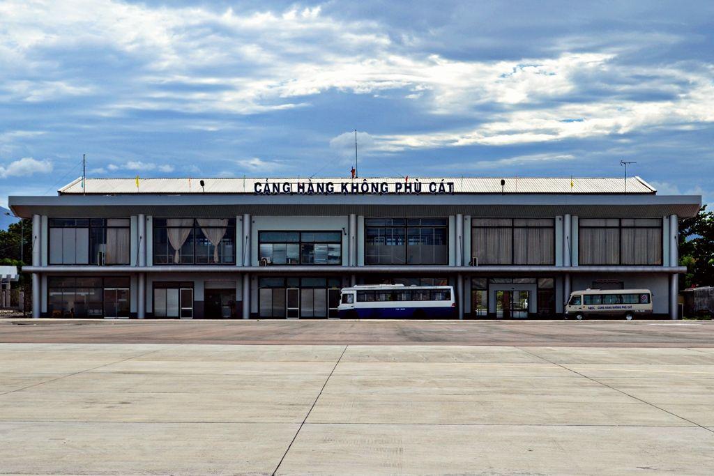 Thông tin về sân bay Phù Cát, Quy Nhơn