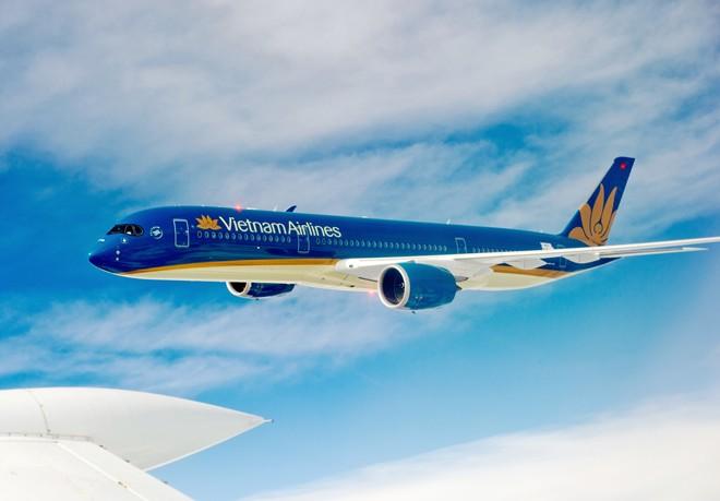vé máy bay Tết 2018 Vietnam Airlines
