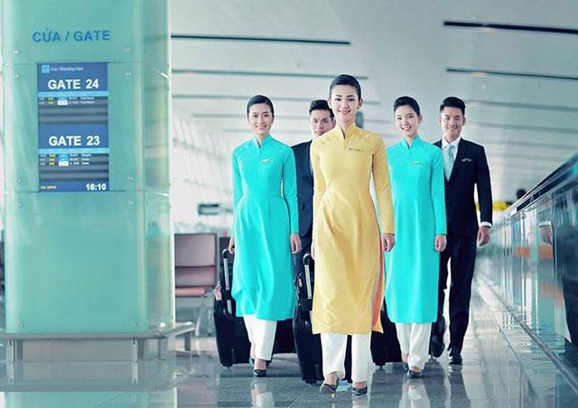Cách tính thuế và phí vé máy bay vietnam airlines