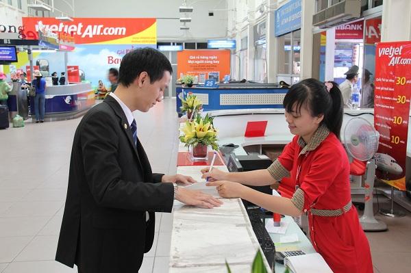 Bảng giá hành lý ký gửi của Vietjet Air