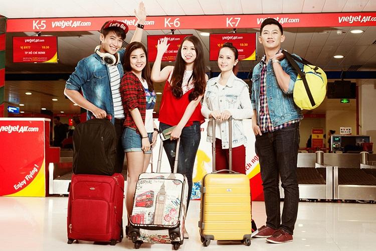 Mức phí hành lý ký gửi Vietjet Air mới nhất hiện nay
