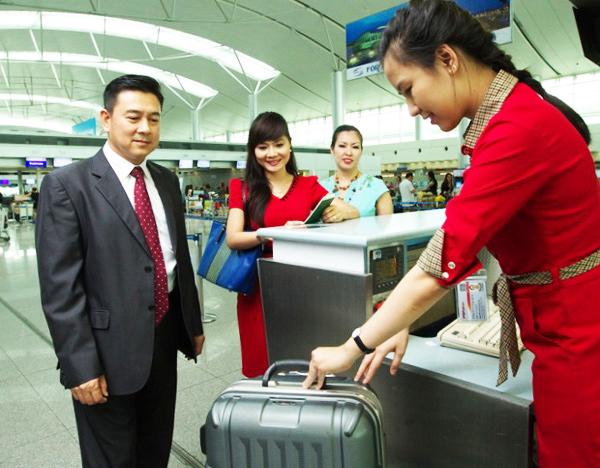 Mức phí hành lý ký gửi Vietjet Air mới nhất