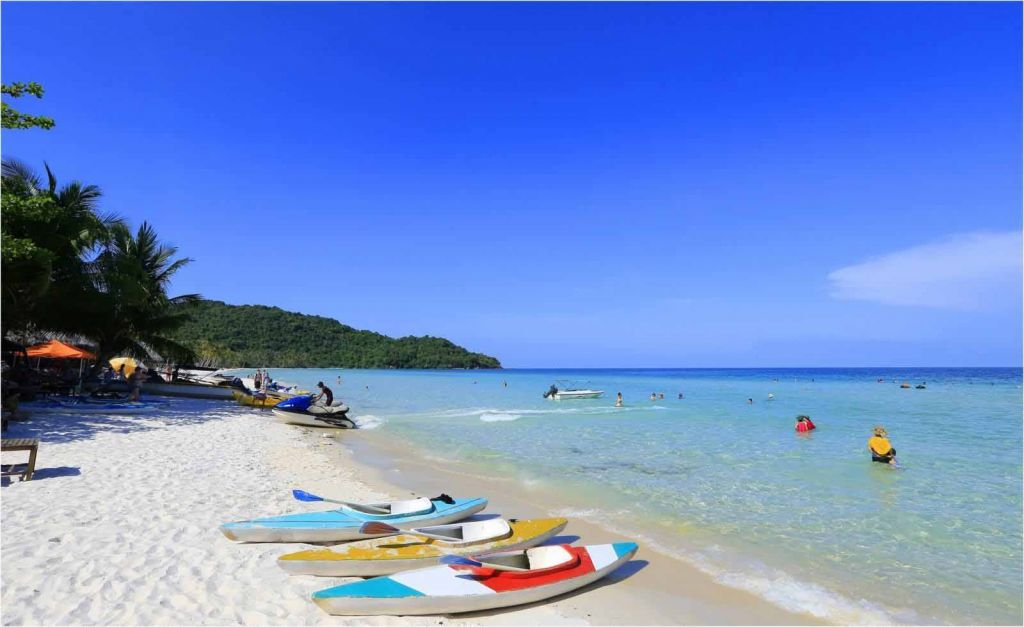 Săn vé máy bay giá rẻ tháng 9 đi Phú Quốc