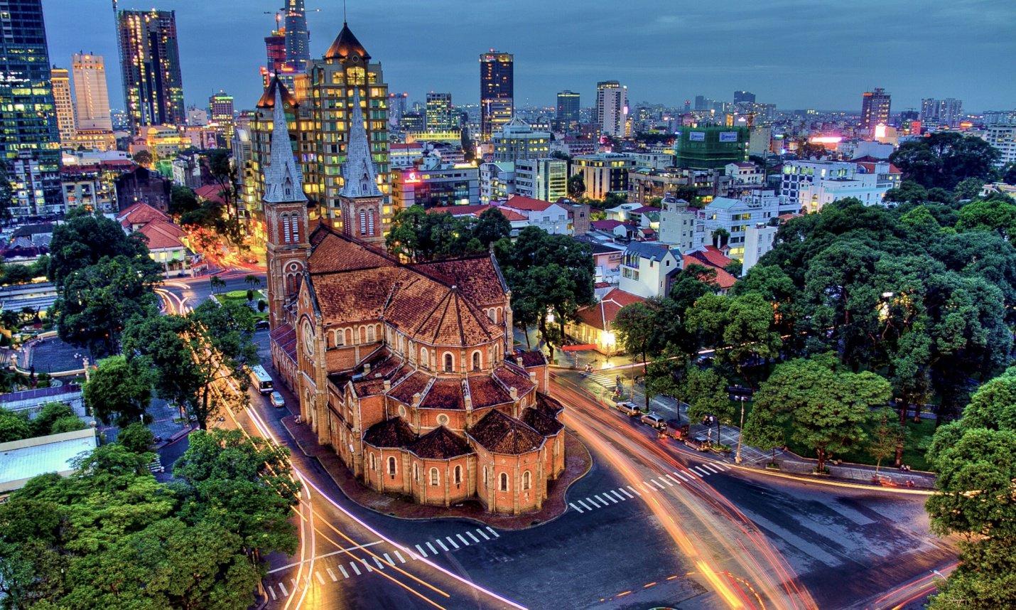 Vé máy bay Hà Nội Sài Gòn giá rẻ