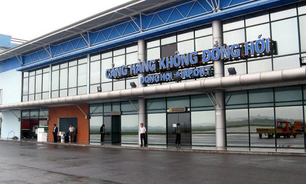 Vé máy bay giá rẻ TPHCM đi Đồng Hới