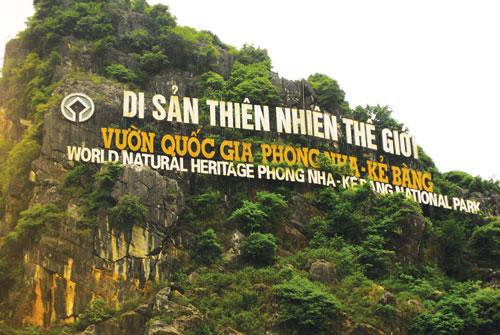 Vườn quốc gia Phong Nha Kẻ Bàng huyền bí