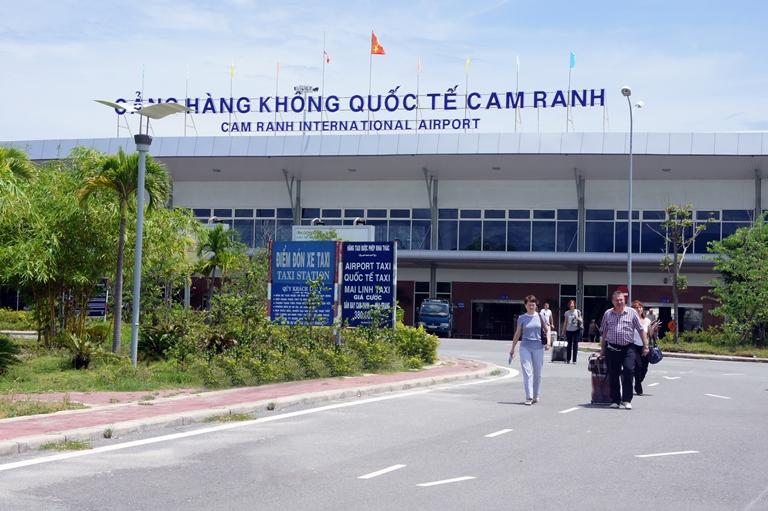 Cảng hàng không Quốc Tế Cam Ranh
