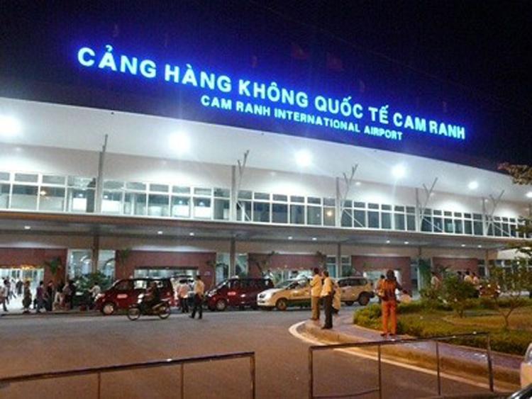 Cảng hàng không Quốc Tế Cam Ranh - Nha Trang