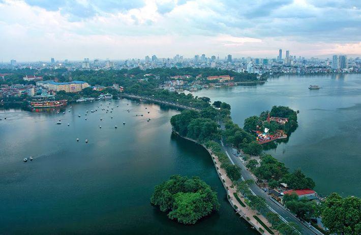 Vé máy bay từ Thành Phố Hồ Chí Minh đi Hà Nội