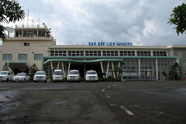 Vé máy bay tphcm đi Đà Lạt