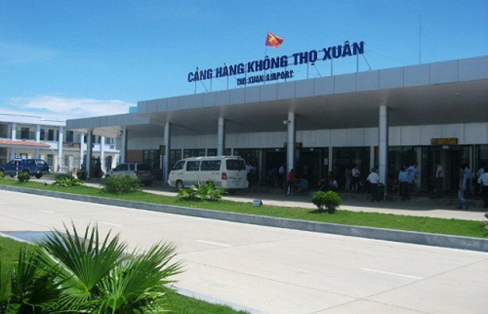Cảng hàng không Thọ Xuân - Thanh Hóa