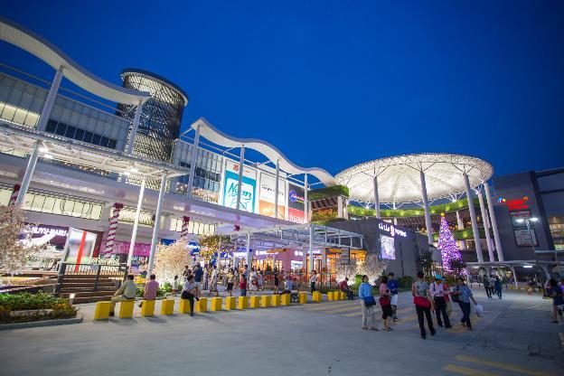Trung tâm thương mạiAEON Mall Long Biên