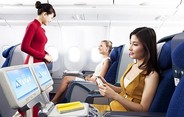 Các hạng vé máy bay của Vietnam Airline