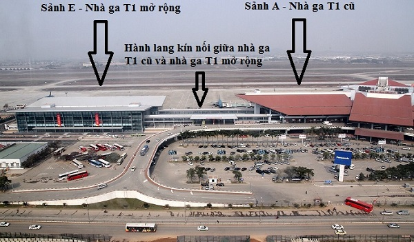 Đi xe máy ra sân bay Nội Bài