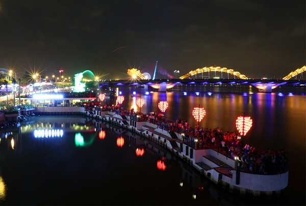 Địa điểm đi chơi Noel ở Đà Nẵng