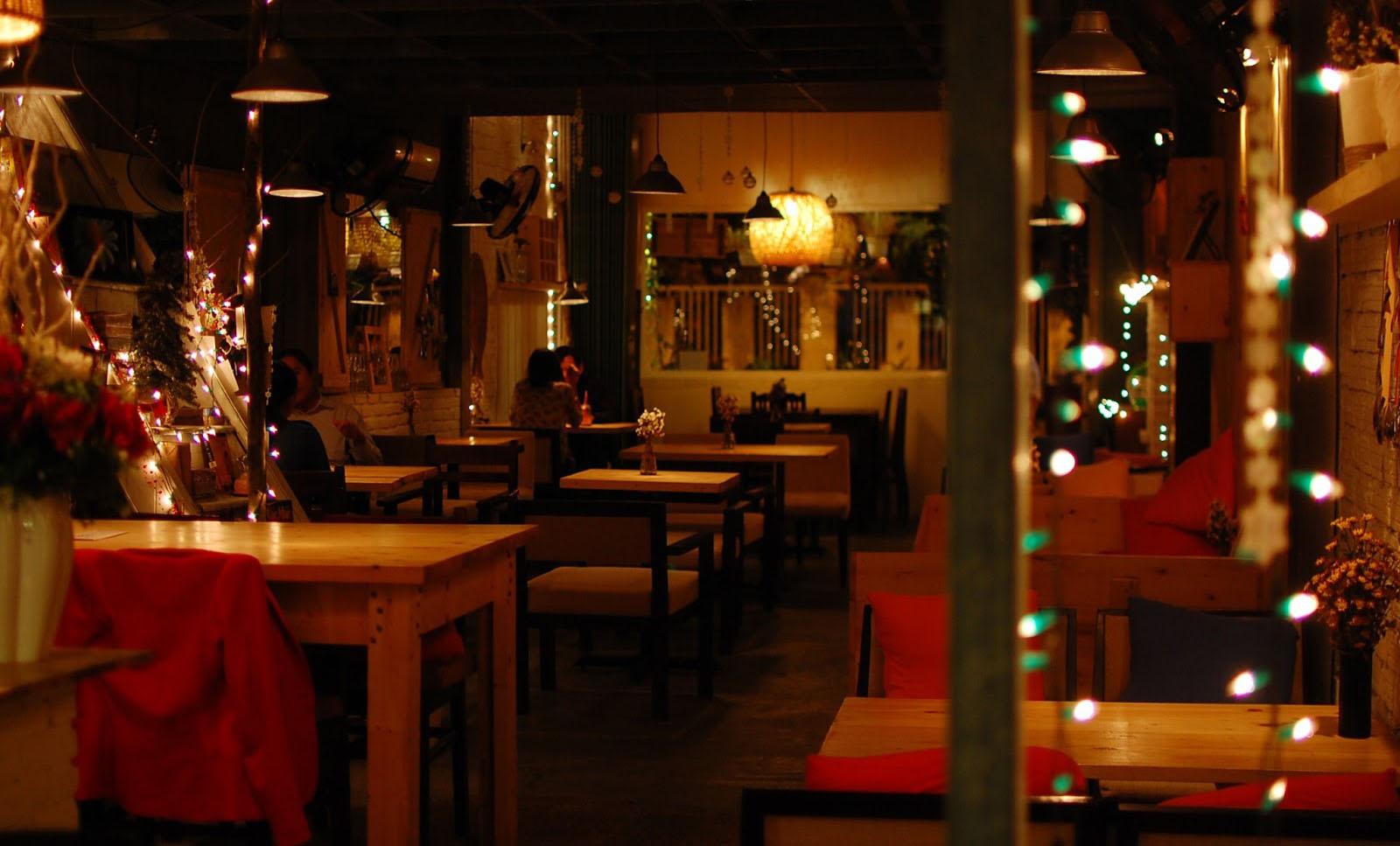 các quán bar, pub