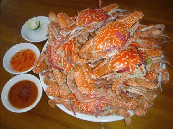 Nhà Ghẹ Phú Quốc tươi sống Crab House