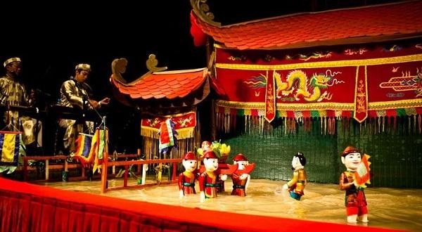 Nhà hát múa rối nước Đảo Ngọc