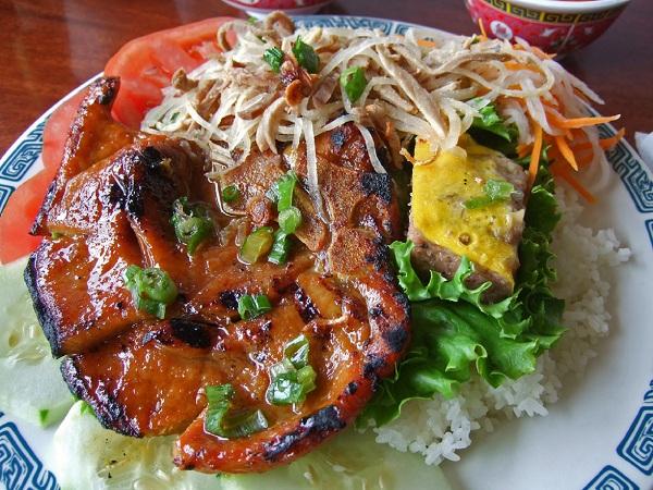 Cơm tấm Huỳnh Nhu