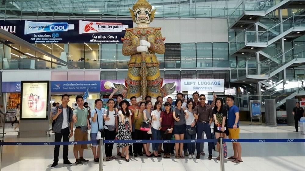 Kinh nghiệm du lịch Thái Lan theo tour