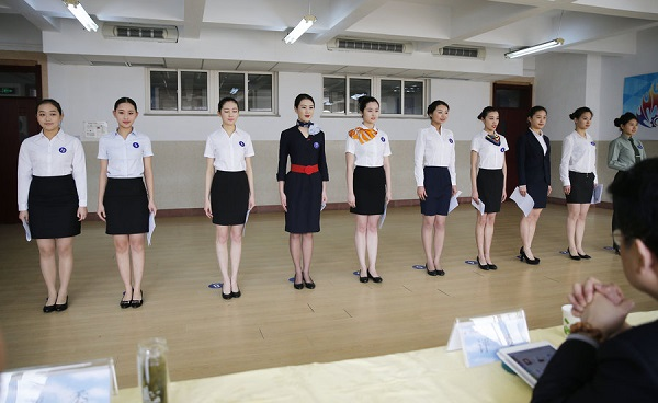 Kinh nghiệm thi tuyển tiếp viên hàng không Việt Nam