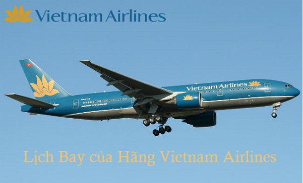 Lịch bay của Vietnam Airline