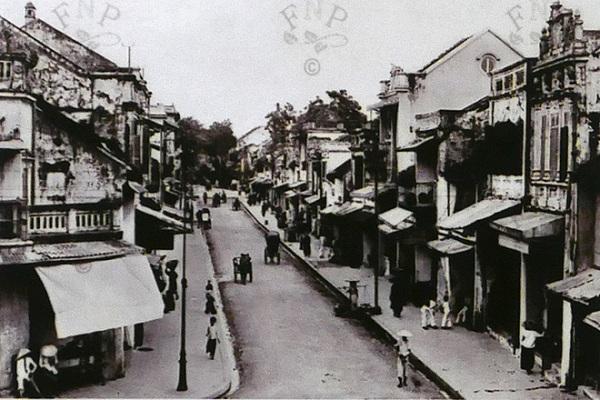 Lịch sử hình thành 36 phố phường Hà Nội