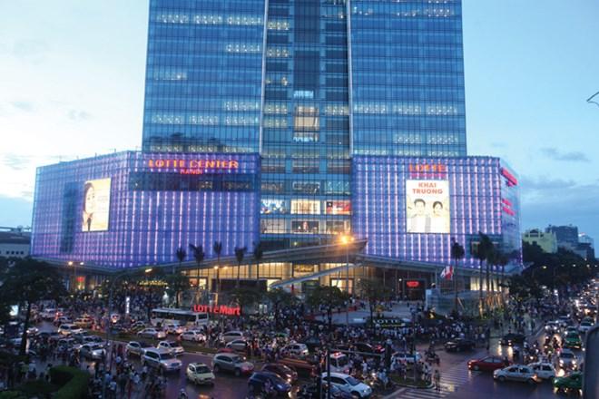 Trung tâm thương mại Lotte Tower