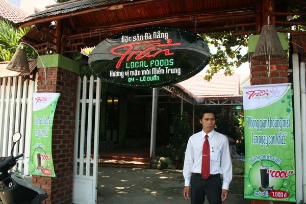 Nhà hàng đặc sản Trần