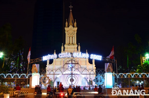 Nhà thờ Con Gà Đà Nẵng