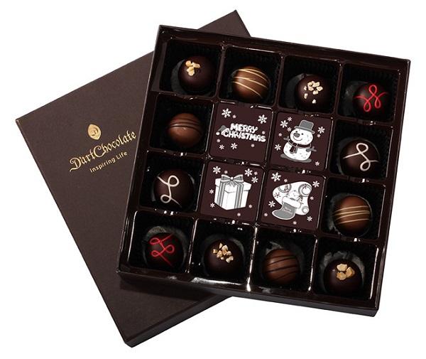 Chocolate giáng sinh