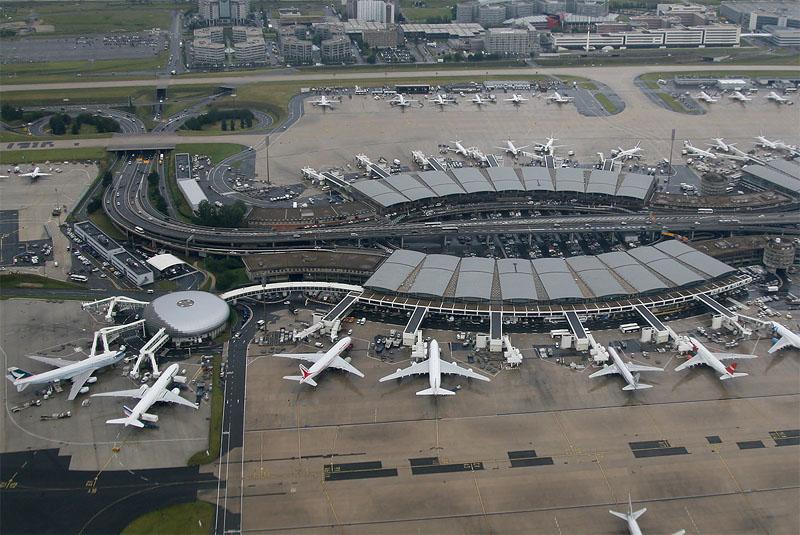 Sân bay Charles de Gaulle