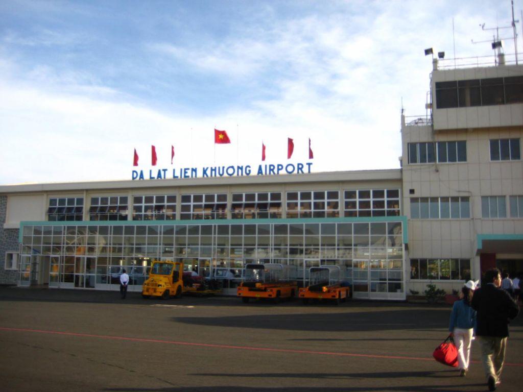 Sân bay Liên Khương – Đà Lạt