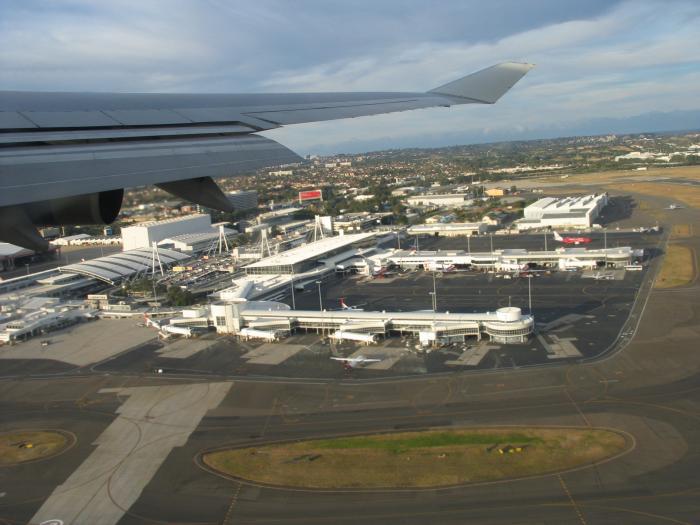 Sân bay quốc tế Sydney