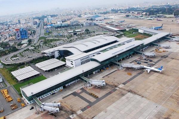 Sân bay Tân Sơn Nhất ở đâu
