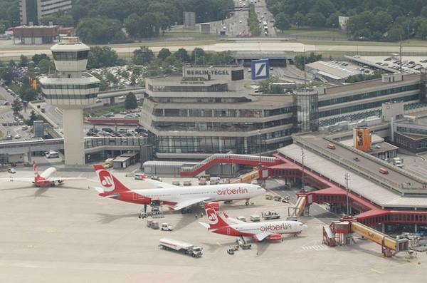 Sân bay Tegel, Berlin Đức
