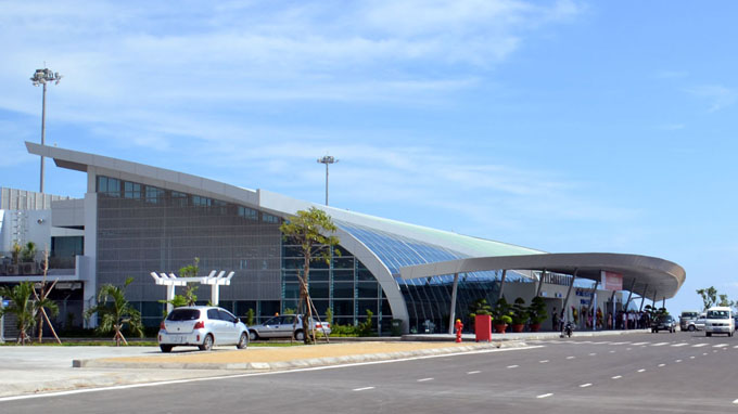 Sân bay Tuy Hoà – Phú Yên