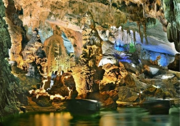 Vườn Phong Nha Kẽ Bàng tại Quảng Bình